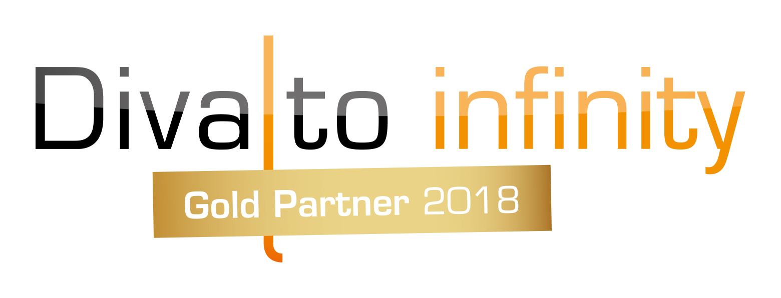 Cogeser Divalto infinity Gold Partner 2017