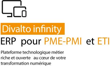 Divalto infinity ERP pour PME-PMI et ETI